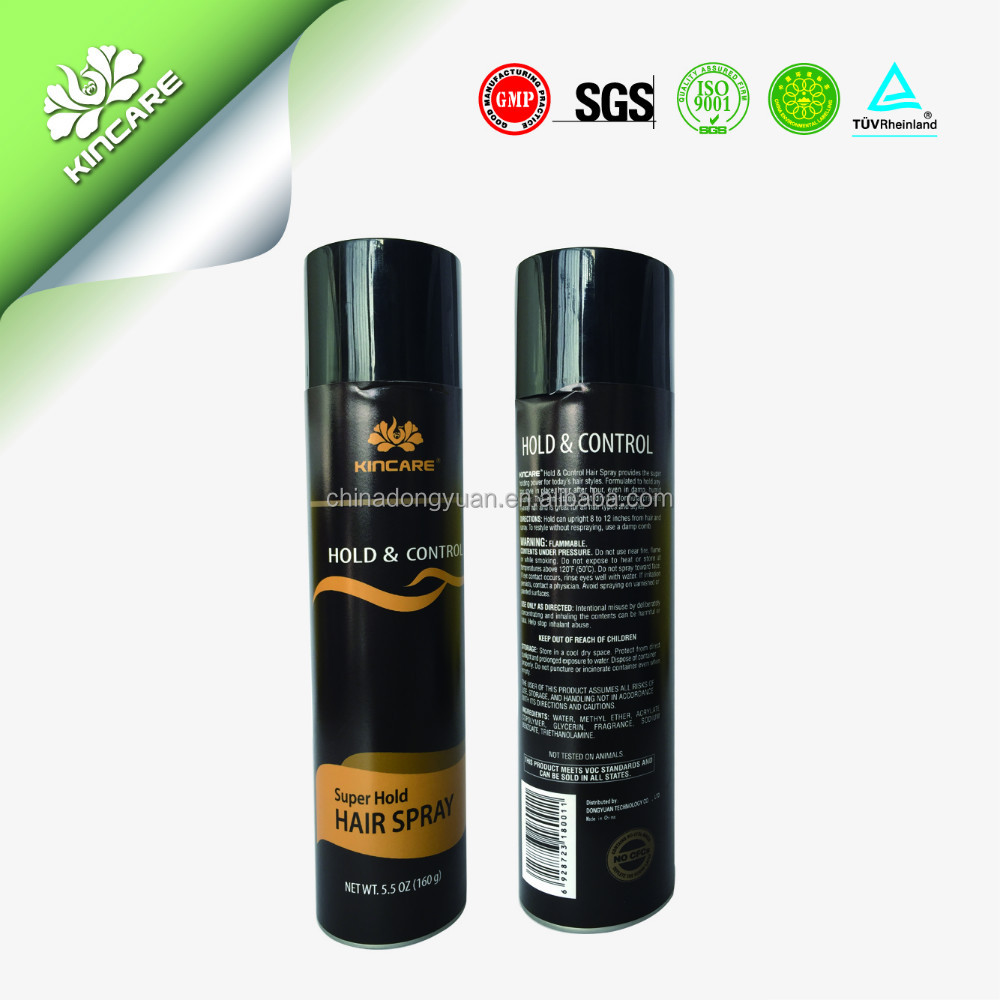Super Hold dry fast Hair Spray