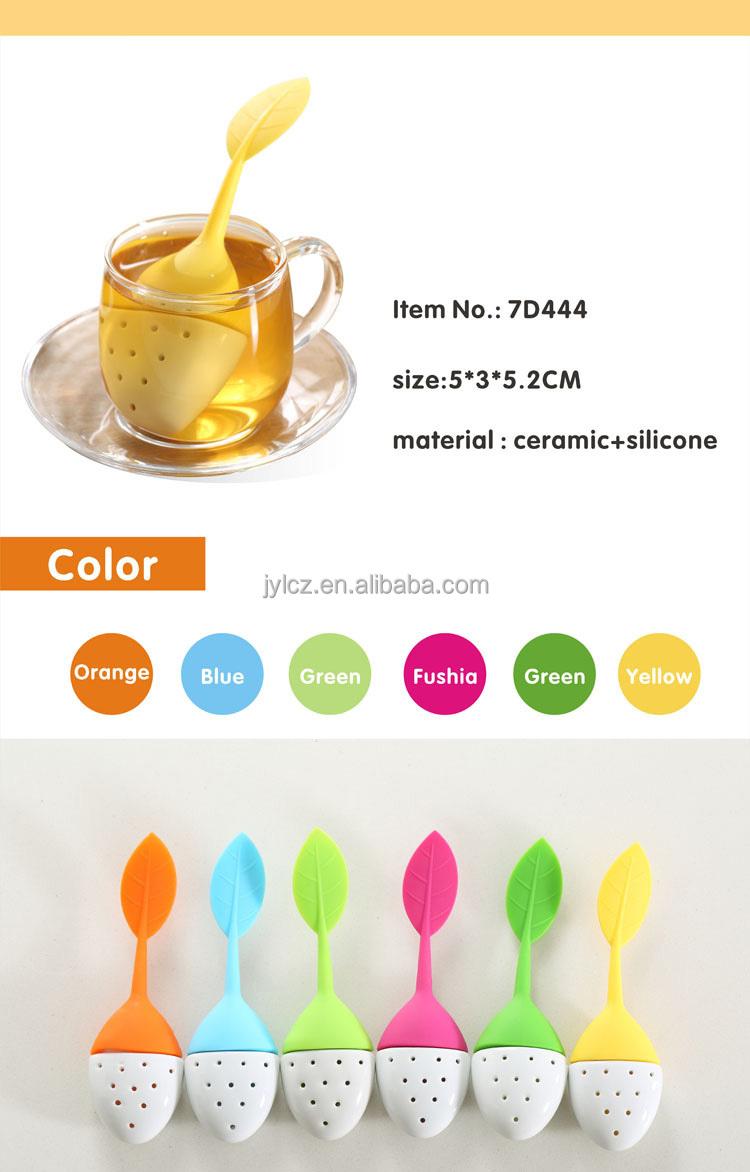 leaf tea infuser