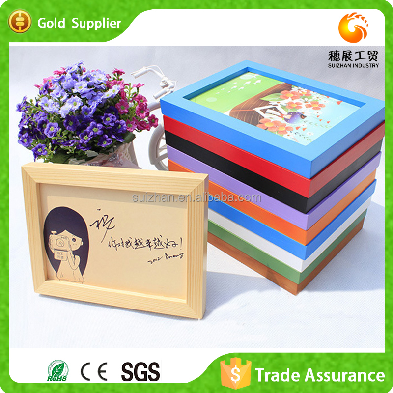 Yiwu Wholesale Products Sets Special Moments Photo Frames