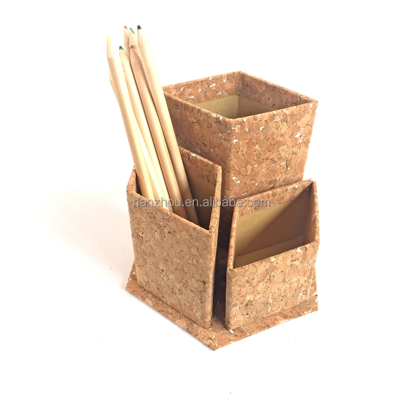 China cork pen holder suppliers