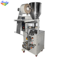 10-100G plastic bag making powder flour packaging machine