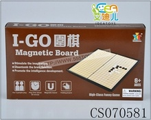 Good quality hot import I-GO WEIQI chess game magnetic chess set