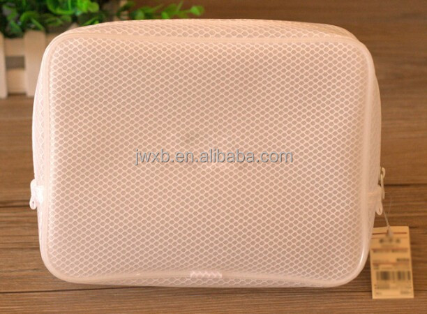 Clear travel eva cosmetic bag