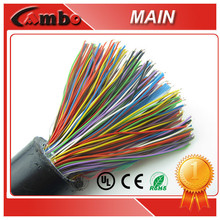 Armoured Exterior Cable 10 Pair To 300 Pair Telephone Cable Outdoor With UV Protection