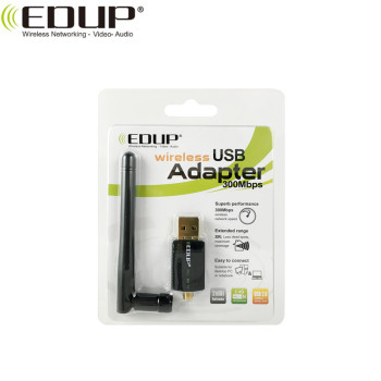 EDUP Hot Sale Products Blue-tooth Wireless Adapter 600Mbps USB2.0 WiFi Dongle With RTL8821CU-CG Chipset