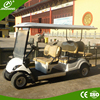 6 passenger off road gas power golf cart used for farm ,park,beach