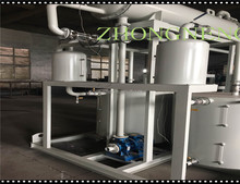 Chongqing Zhongneng used lube oil recovering machine BOD Series