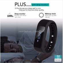 I5 Plus Smart Bracelet IP67 waterproof watches OLED Bluetooth 4.0 with Sleep Tracker Health Fitness Tracker