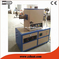 1200C heat treating tube test furnace with factory price