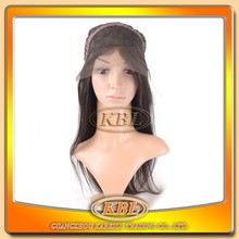best quality goodliness 100% natural 100% unprocessed braided wig cap,led wig