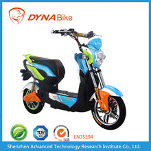 DYNABike New Designed 60Km/h Speed Brushless Electric Moped Motorcycle Style