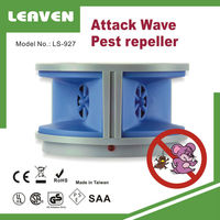 LS-927 Dual Speaker Attack Wave Mice / Pest Repeller