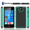 Teal PC+Black Silicone Mobile Accessories for NOKIA Lumia Microsoft 650 850 Phone Case