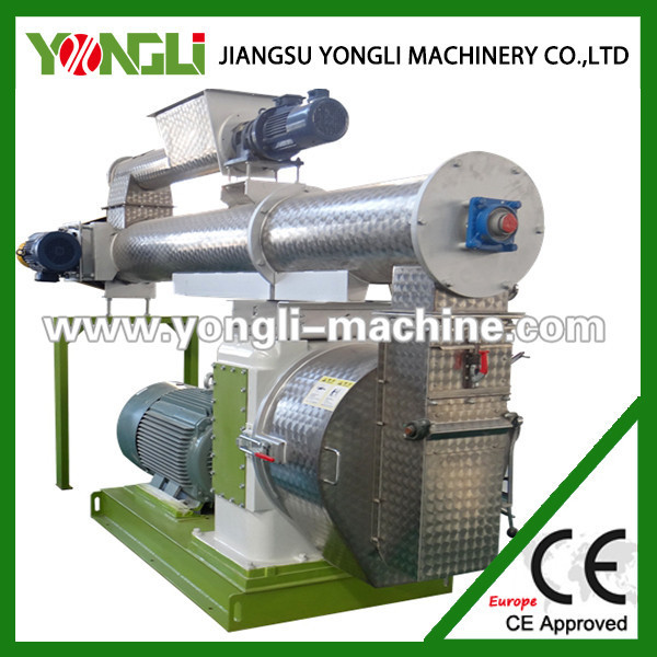High capacity factory supply pigeon feed making equipment