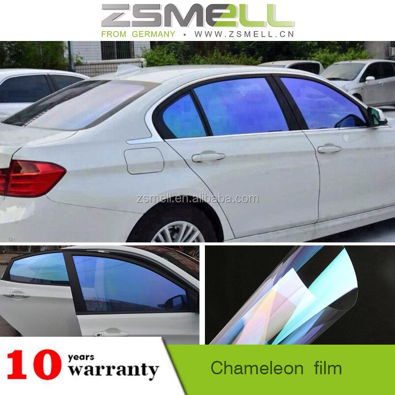 super lucido riflettente 99 anti uv camaleonte finestra di automobile film tinta specchio. Black Bedroom Furniture Sets. Home Design Ideas