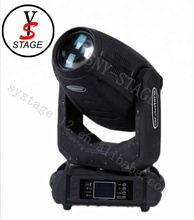 Guangzhou Stage Light DMX 512 <strong>Pointe</strong> gobo pattern 16/24Ch 3in1 280w 10r beam spot club dj show