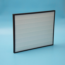 Supply Free Sample Laminated Washable Synthetic Fiber Air Filter Media