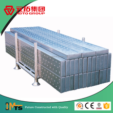 China Supplier 3m domestic modular scaffolding kwikstage decking beam