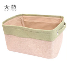 High Quanlity collapsible waterproof washing storage basket