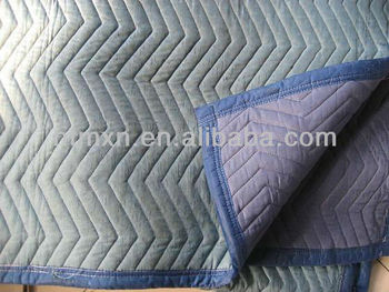 Moving Blanket, Moving Pad, Furniture Pad, Storage Pad, Utility Pad, Cheapest Price for Good Quality