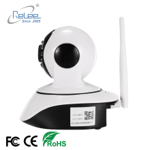 Web Video Surveillance Camera P2P Wireless Wifi CCTV 1.3mp Lens 3.6mm Alarm IP Camera