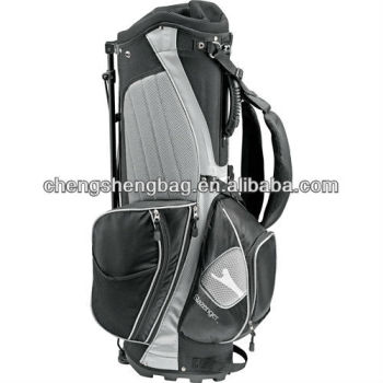 Fashion customized folding golf stand bag