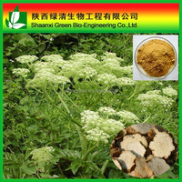 Supply Angelica root extract Ligustilide 1% HPLC, Dong quai root powder