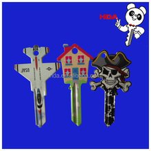 color key house blank key lovely cartoon key for door