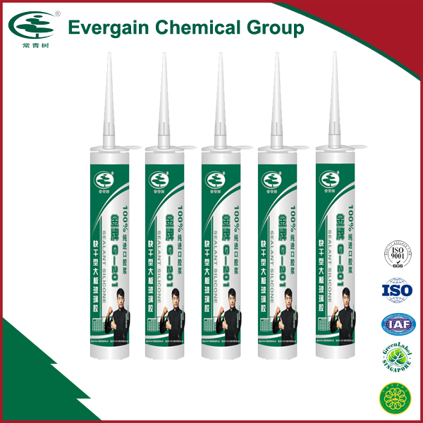 General Purpose (gp)silicone sealant from Evergain Adhesive Manfacturer