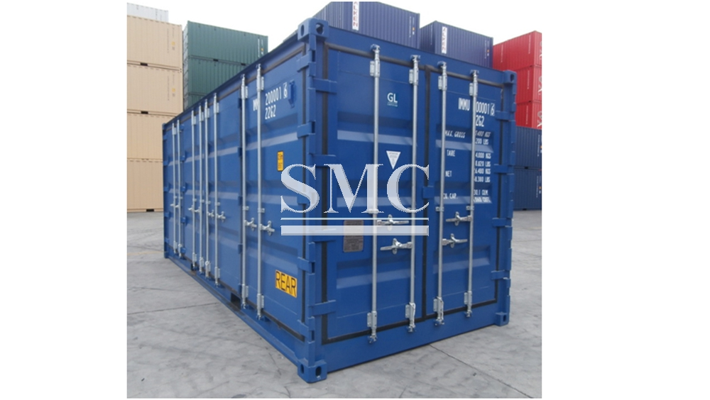 Container, gn container,1000-liter container