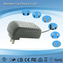 ac dc adaptor 24w 24 vdc 1a travel adapter 24w power adapter 24v 24w 24w 24 vdc 1a power adapter