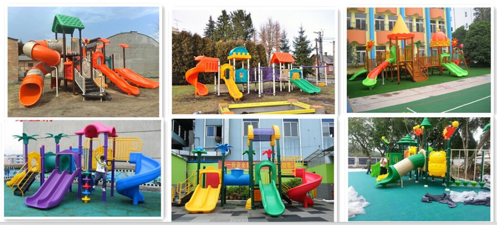Guangzhou cheap used playground equipment