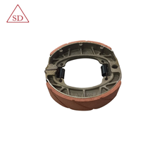 Rockwell brake shoe lining used riveting machine in China