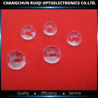 Diameter 1mm 3mm 5mm 8mm 10mm 12mm fused silica optical glass ball lens