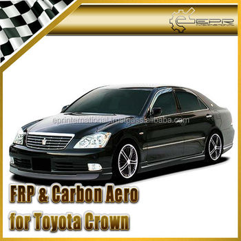 For Toyota GRS18 Crown 03-08 Full Lip Body Kit
