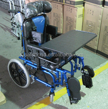 Small handicapped wheel chairs for cerebral palsy children for sale