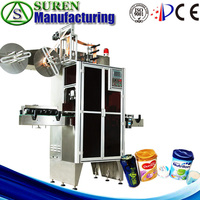 SO HOT!!! SUREN Manufacturing, pvc shrink film adhesive label printing machine SRL-2544