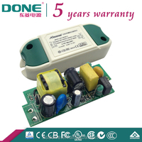 6-12V high pf led power driver for led bulbs with CE certs led power supply