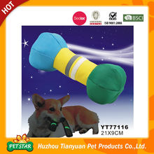 Glow In The Dark Unique Design Eco-Friendly Reflective Pet Toys/Dogs Toys