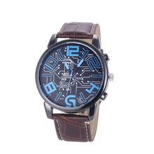 Promotional big face sports watch manufacturer china