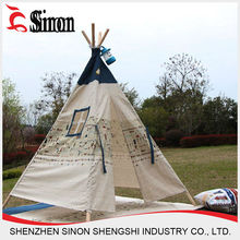 China wholesale innovative product outdoor kids teepee tent play