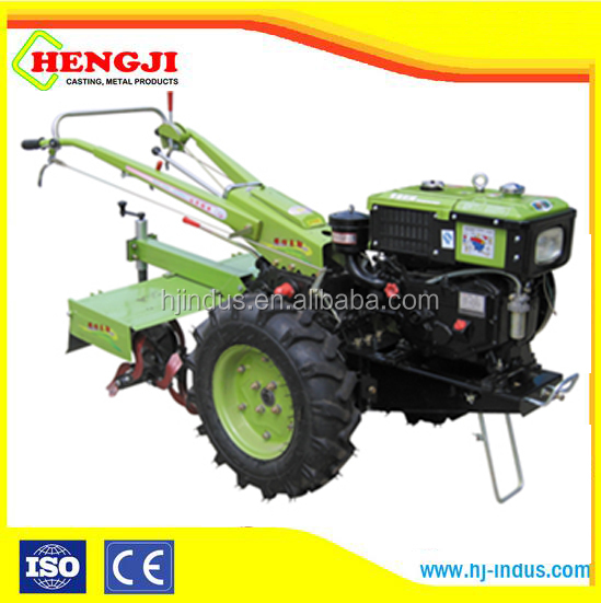 Agricultural Equipment trailer for walking tractor
