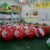 High Quality Large Decorative Christmas Ornaments Balloons Inflatable Christmas Balls