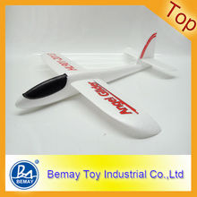 2013 HK fair hot item EPP hand throwing aircraft model hang glider (246881)