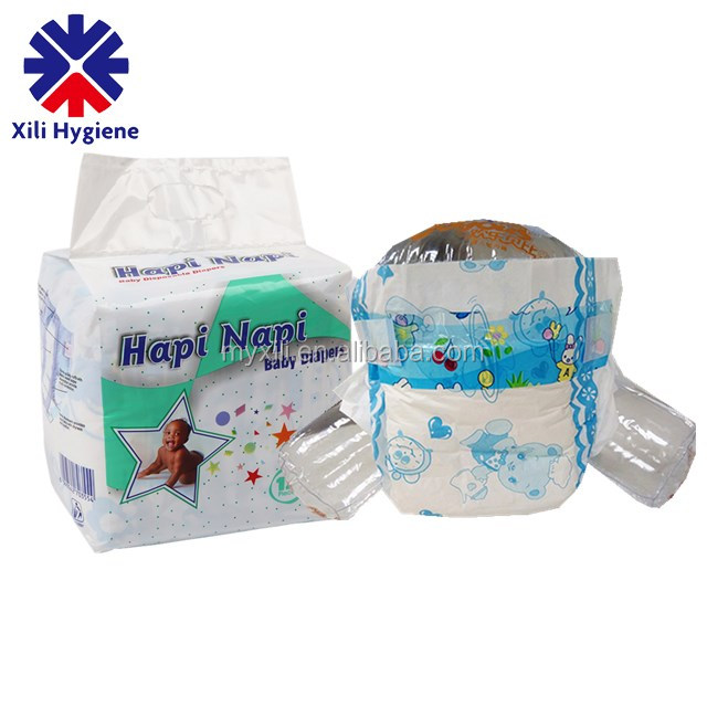 2017 Hot Sell Disposable Baby Diaper/ Wholesale Diapers Baby Africa/ European Baby Diapers