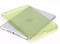 Crystal Back Cover Case for iPad Air, Clear Cover Case for iPad 5 --LAUDTEC