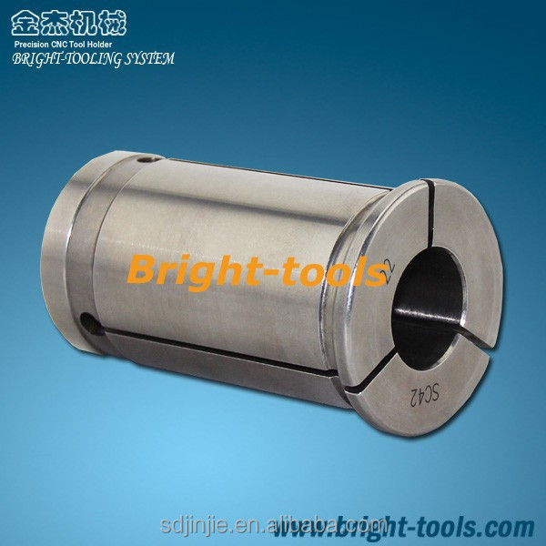 China Manufacturer C type straight shank collet