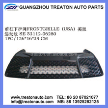 FRONT GRILLE SE 53112-06280 FOR TOYOTA CAMRY 15 USA