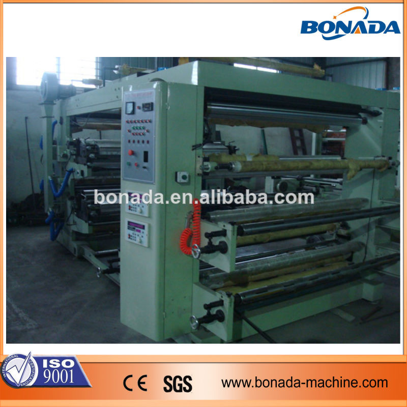 Digital wide web flexo printing machine/wide web printing