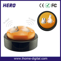 Factory price pull cord music box door bell sound box for kids